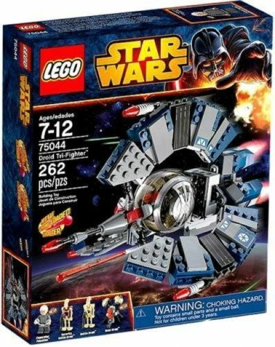 NEW LEGO 75044 Star Wars Droid Tri-Fighter