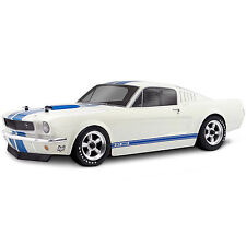 HPI 1965 Ford Shelby Gt-350 200mm Body - Unpainted 17508