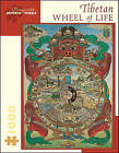 Tibetan Wheel of Life by Pomegranate Communications Inc,US (Novelty book, 2009)