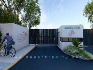 Terreno en Venta en Residencial Arrecife Cd de Carmen Campeche 160 m2