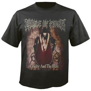 Cruelty And The Beast T-shirt Niedrigerer Preis Mit Cradle Of Filth Shirts & Hemden