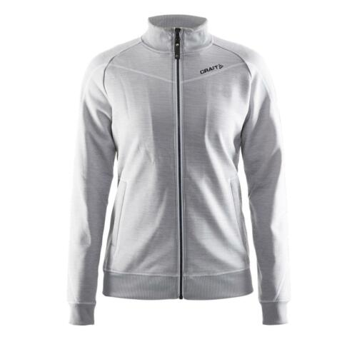 Craft in the zone sweatshirt femmes zipper gris fermeture éclair pull veste
