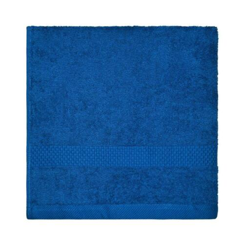 Dyckhoff High Quality 100/% Organic Cotton Face Hand Bath Towel Bale Blue