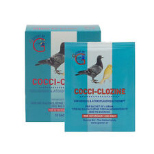 NEW !! COCCIDIOSIS .. for PIGEONS 100 /% NATURAL FOR CANKER Colicao TRICCOX