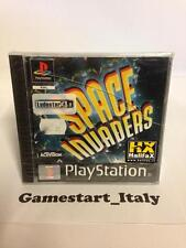 SPACE INVADERS (SONY PS1) NUOVO SIGILLATO NEW SEALED PAL