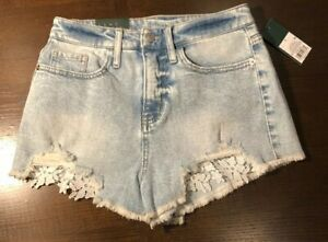 Wild-Fable-Womens-Light-Wash-High-Rise-Cut-Off-Shorts-4