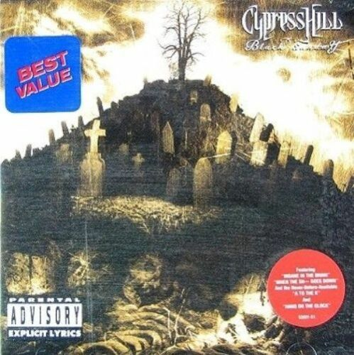 1 of 1 - Black Sunday [PA] by Cypress Hill (CD, Jul-1993, Ruffhouse)