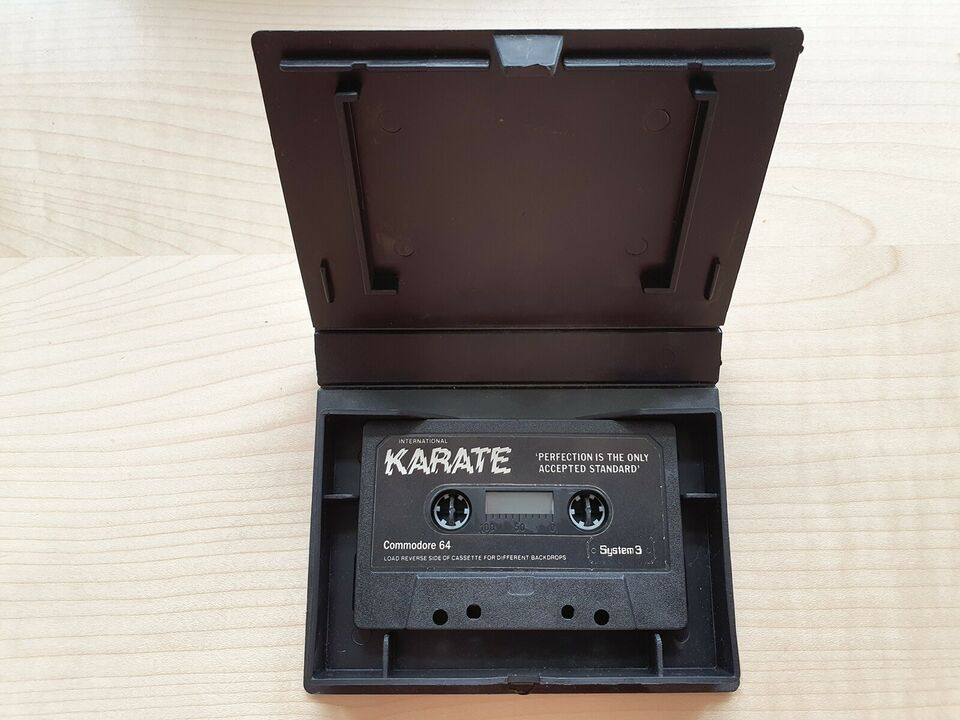 International Karate, Commodore 64