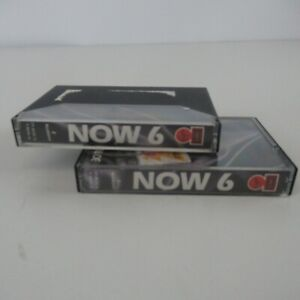 Now Thats What I Call Music Double Cassette Box Vol 6 30 Top Chart Hits Music