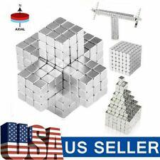550 Pcs Neodymium Block Square Magnet 10x10x10mm Big Strong Rare Earth Magnets