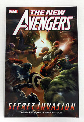 The New Avengers Vol 9 Secret Invasion Book 2 TPB Trade Paperback TP