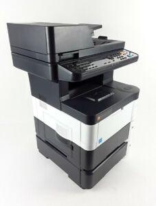 Triumph-Adler-P-4035-MFP-Multifunktionsgeraet-Laser-Kopierer-Drucker-Scanner-Fax