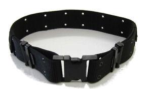 Cinturone-Tattico-Nero-Militare-in-CORDURA-per-Uso-Professionale-MILTEC