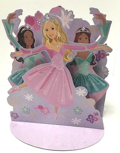 "Barbie Ballerina Party Decorations Centerpiece-12.5/"""