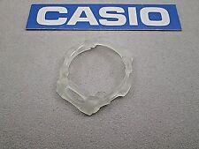 Genuine Casio Baby-G BG-154 BGR-220V BGR-240 resin watch bezel clear frosted