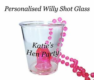 Home & Garden Other Gift & Party Supplies 20 x personalised Hen ...