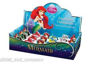DISNEY-039-S-THE-LITTLE-MERMAID-Fish-Aquarium-Decorations-Ariel-Eric ...