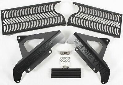 Unabiker Radiator Guards Natural For Honda CRF450X 06-16 HF450X2-A