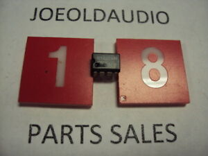 NTE-918M-TTL-Integrated-Circuit-NOS-1-Piece-Lot-Read-More-Below