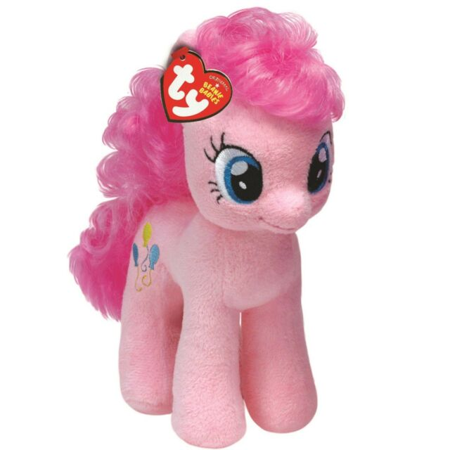 cb23141a68e Ty My Little Pony Pinkie Pie 8in Plush Beanie Baby for sale online ...
