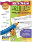 North Carolina Dailies: 180 Daily Activities for Kids by Carole Marsh (Spiral bound, 2006)