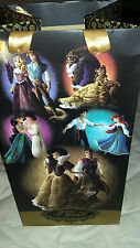 Disney Fairytale Designer Collection 2013 Gift Bag Snow Rapunzel Ariel Belle