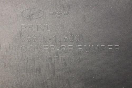 HYUNDAI I20 REAR BUMPER   2012-2014  GENUINE