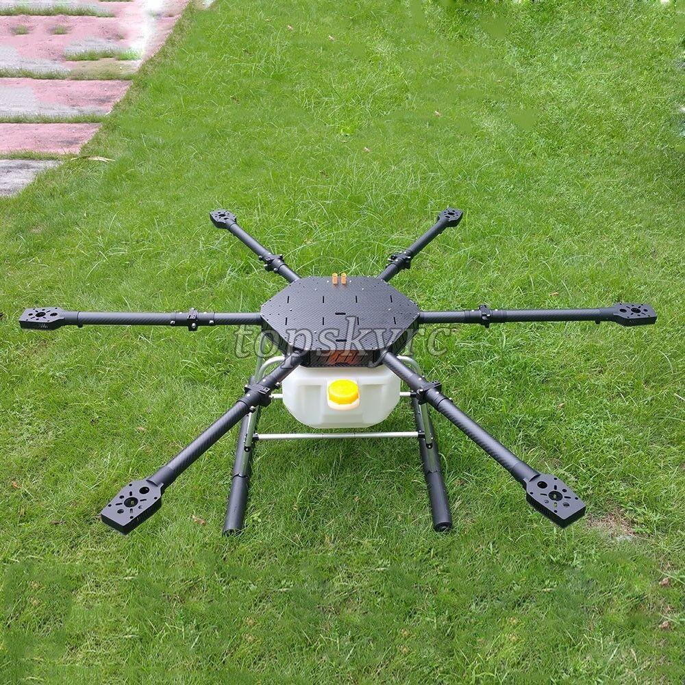 caliente FPV Hexacopter 6 Axis autobon Fiber Plant Drone 1600mm  f  Agricultural tpys1  il miglior servizio post-vendita