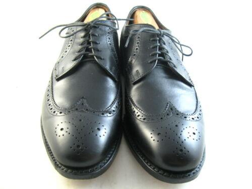 """Allen Edmonds """"MCGREGOR"""" Oxfords 9 EEE Black  (103"""