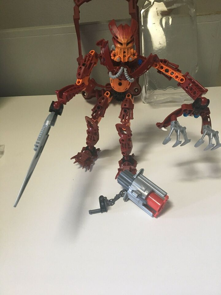 Lego andet