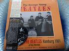 THE SAVAGE YOUNG BEATLES VINYL LP & CD THE BEATLES HAMBURG 1961 & TONY SHERIDAN