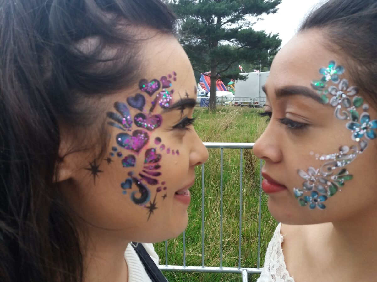 glitteryfoxyfaces
