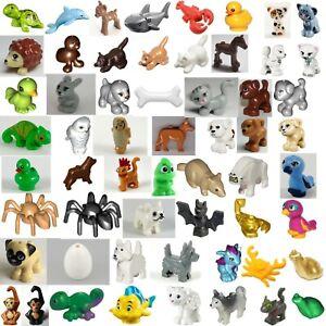 NEW LEGO RATS ANIMALS FRIENDS X 5
