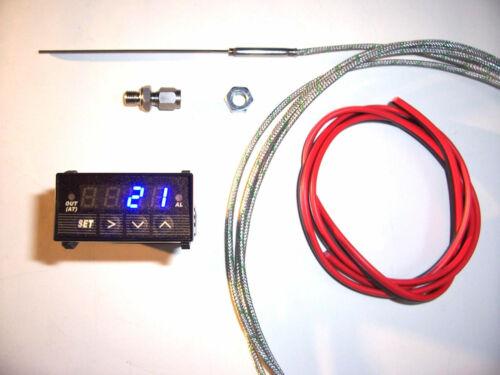 RSR Ansauglufttemperatur Anzeige BLU Ladelufttemperatur Ansaugtemperatur Turbo R