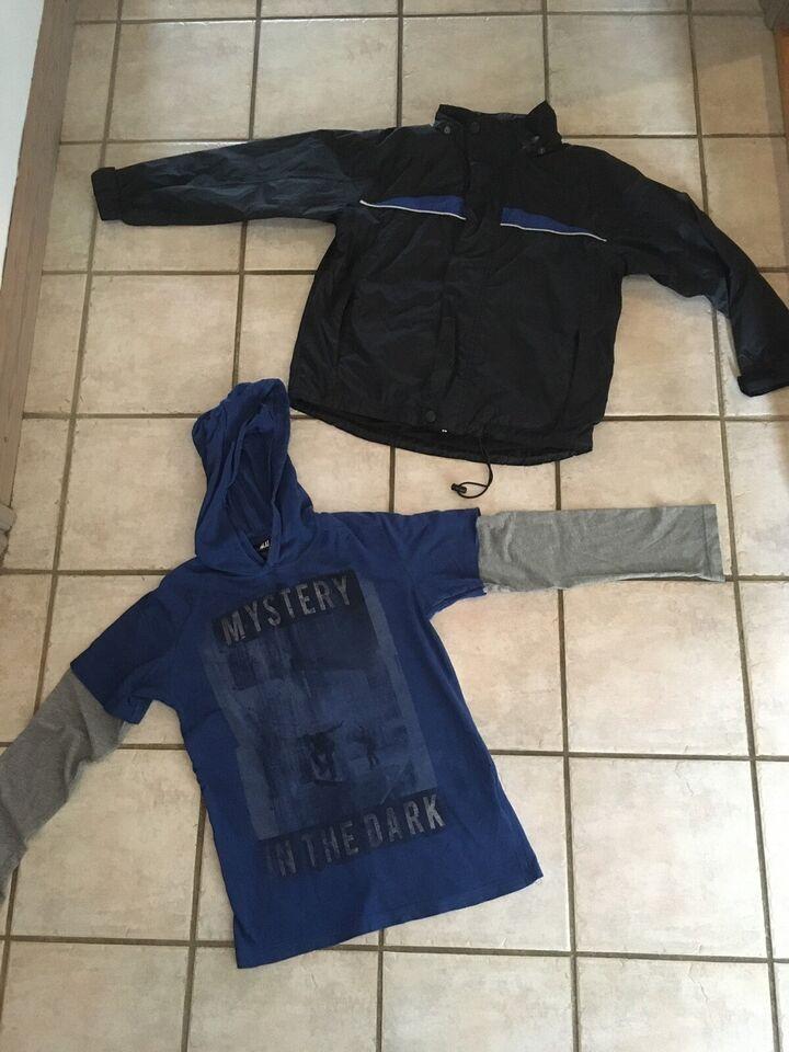 Blandet tøj, Tøj pakke, Fx. Lee m.fl.