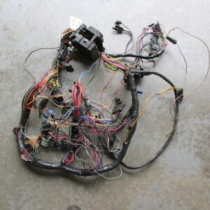 details about 1975 chevrolet corvette c3 original gm dash instrument panel wiring harness 1973 corvette wiring diagram c3 corvette wiring harness #7