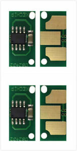 4x Reset Drum Chip For Epson Aculaser C9200N (S051175;S051176;S051177;S051178)