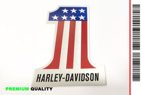 "SCRITTA STEMMA LOGO ADESIVO /""HARLEY DAVIDSON/"" 3D EFETTO METALLO PREMIUM QUALIT"