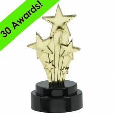 Confezione da 30 SHOOTING STAR Award trofei-star di Hollywood parti - A TEMA PARTY