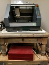 Roland Mdx 40a 3d Cnc Mill Many Extras Lightly Used In Excellent Condition