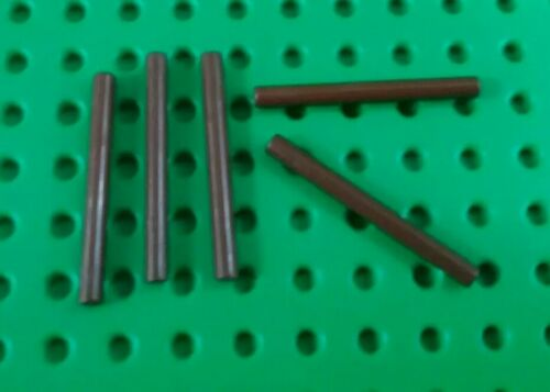 5 pieces *NEW* Lego Brown Wands Staffs Sticks for Minifigs People Figs