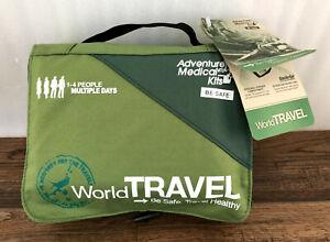 Adventure Medical Kits World Travel Advanced Medical & First Aid Good Until 2/21