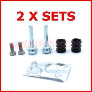 2-X-VW-Sharan-1995-2010-Arriere-Etrier-De-Frein-curseur-Guide-Pin-Kit-113-1301X
