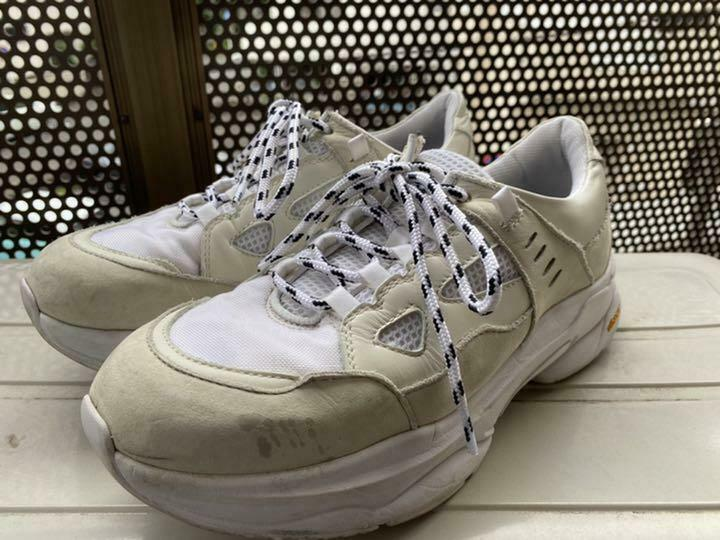 Maison Special Thick-Bottomed Sneakers