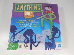 Hasbro-Anything-Goes-Family-Board-Game-New-Sealed