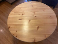 Round Dining Table Buy And Sell Furniture In Hamilton Kijiji Classifieds