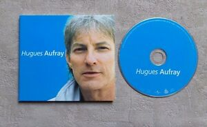 CD-AUDIO-MUSIQUE-HUGUES-AUFRAY-BEST-OF-CD-COMPILATION-2001-POP-21-TRACKS