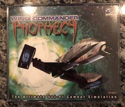 Wing Commander Prophecy Cd Rom Ebay