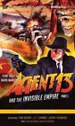 Agent 13 and the Invisible Empire, Part 1: A Radio Dramatization by Flint Dille, David Marconi (CD-Audio, 2014)