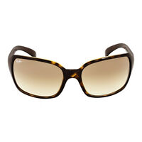 Ray Ban Light Brown Gradient Ladies Sunglasses Rb4068 710/51 60-17 on sale